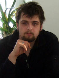 Mitarbeiter Mathias